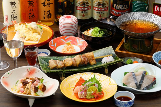日本料理「倉敷」 忘・新年会プラン