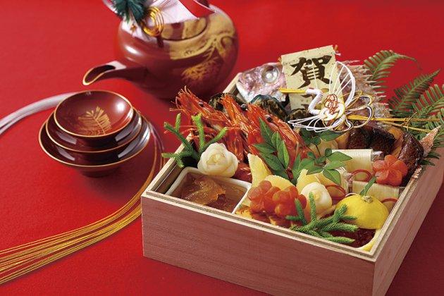 日本料理「倉敷」おせち