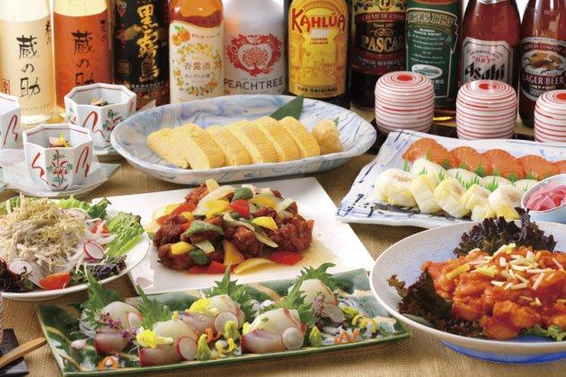 日本料理「倉敷」歓送迎会プラン
